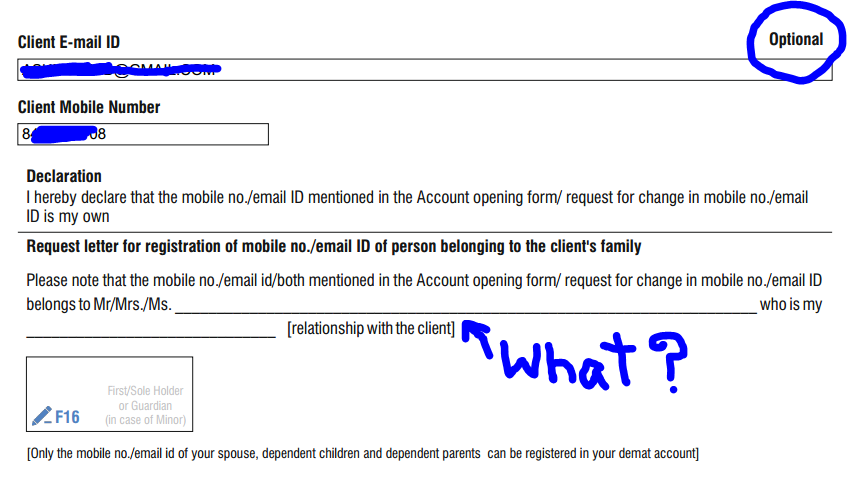 What Is A Registered Letter.Please Help Request Letter For Registration Of Mobile No